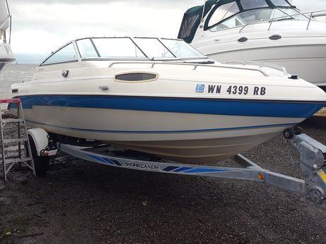 1992 Sea Swirl 190 SWL