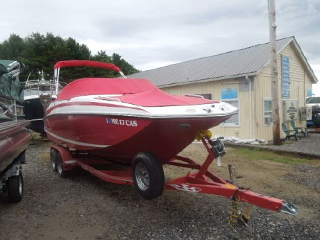 2010 Regal 22 FasDeck