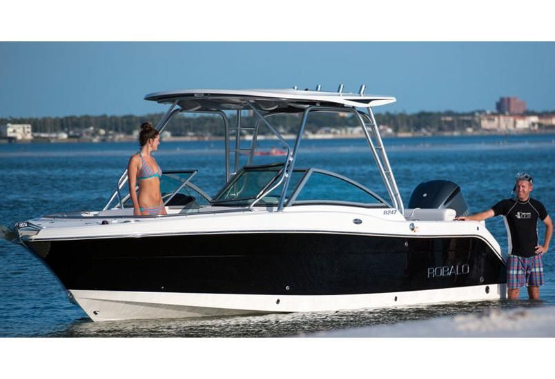 2019 Robalo R247 Dual Console Power Boat For Sale Www