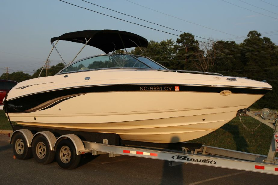 2002 Chaparral 230 SSi Power New and Used Boats for Sale -