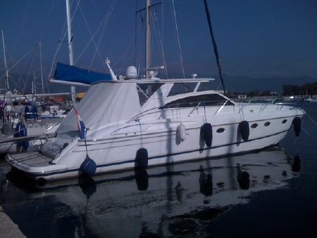 1999 Princess Viking V55