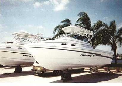 1998 Proline 251