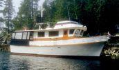 photo of 41' Philbrooks Trawler Tri-cabin