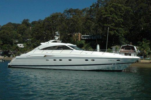 2011 Princess 56 V56