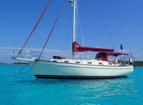 1988 Island Packet 38 Sail Boat For Sale - www yachtworld com