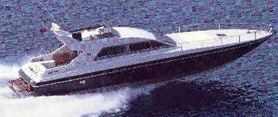 1991 Alfa Marine 65