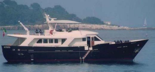 2000 Benetti Sail Division BSD 75 FD