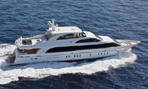 2013 Hargrave Raised Pilothouse