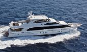 photo of 125' HARGRAVE Raised Pilothouse