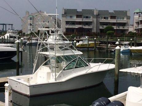 2018 Albemarle 32 Express Fisherman