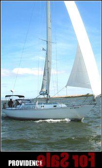 1984 Newport 41 mk II