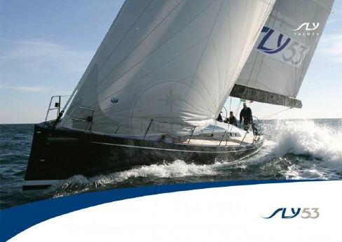 2007 Sly Yachts SLY 53