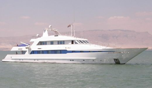 2010 Tersana Luxury Yacht CUSTOMIZED LUXURY STEEL