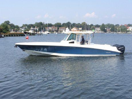 2012 Boston Whaler 37 OUTRAGE