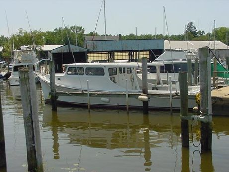 1997 Carman 42 Chesapeake Bay