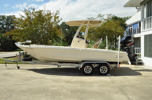 2016 Scout 231 XS Power Boat For Sale - www yachtworld com