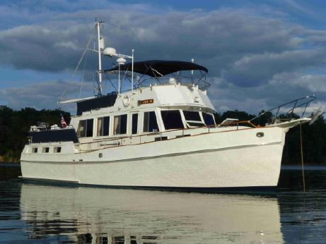 1985 Grand Banks 49 Motoryacht w/ 3 staterooms