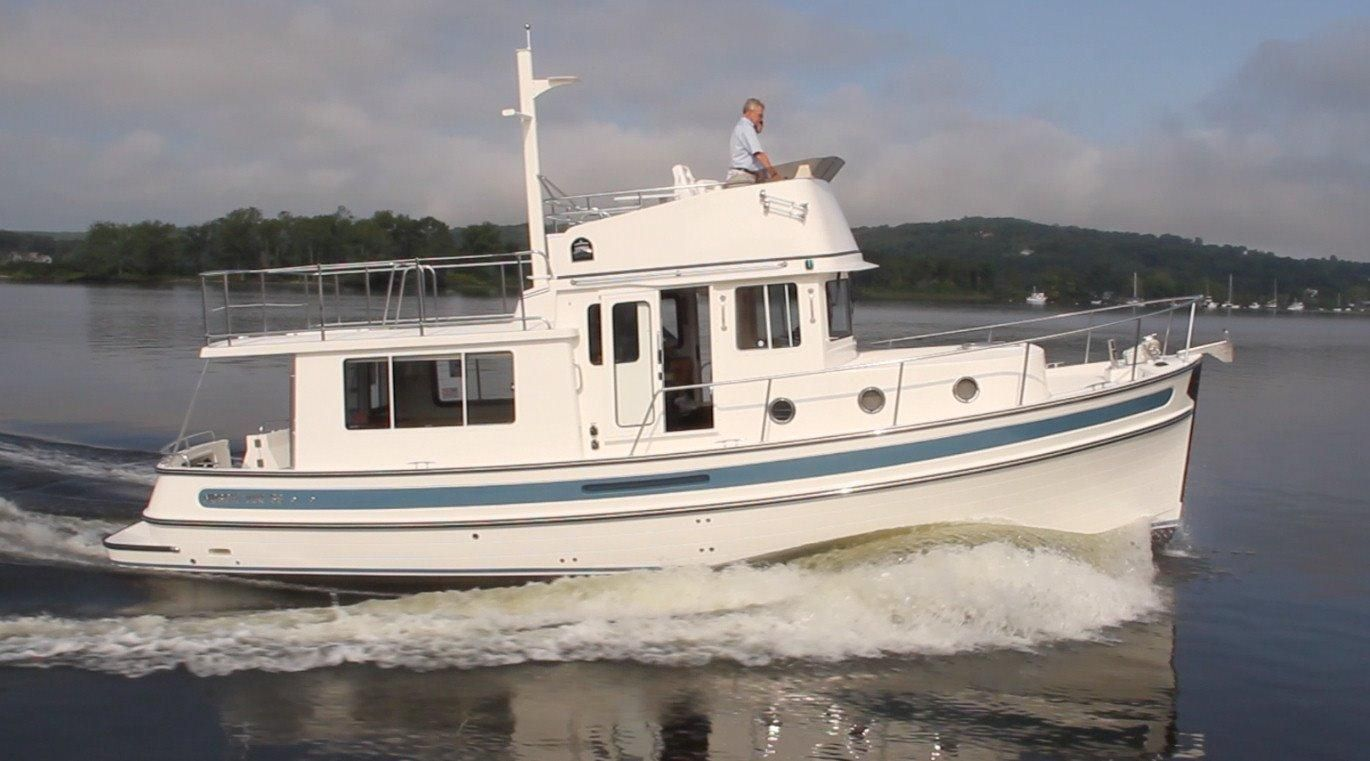 2018 Nordic Tugs 40 Pilothouse Power Boat For Sale Www