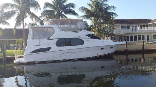 2004 Silverton 43 Motor Yacht Bow Thruster!