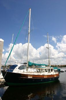1978 Fairways Marine Fisher Motorsailer