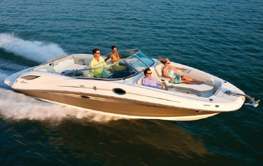 2012 Sea Ray 300 Sundeck