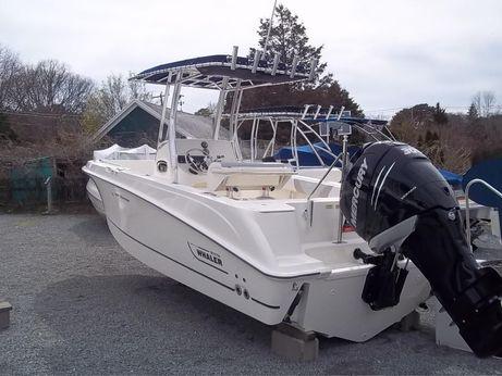 2013 Boston Whaler 220 Outrage 300 Verado 4Stroke