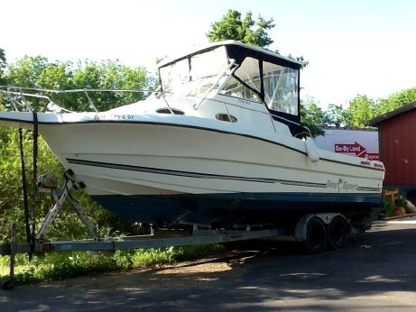 1999 Sea Sport 2744 Walk Around