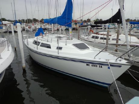 1995 Catalina 270