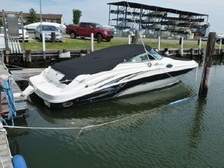 2002 Sea Ray 270 Sundeck 496 HO