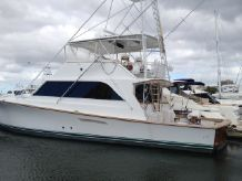 1988 Ocean Yachts 63 Super Sport