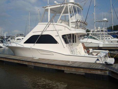 2005 Cabo Yachts 40 Convertible Sportfish