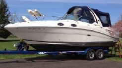 2005 Sea Ray 260 Sundancer
