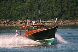 2015 John Williams Boat Company Stanley