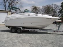 2001 Chaparral 240 SIGNATURE