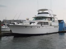 1976 Bertram 58 Flybridge Motor Yacht
