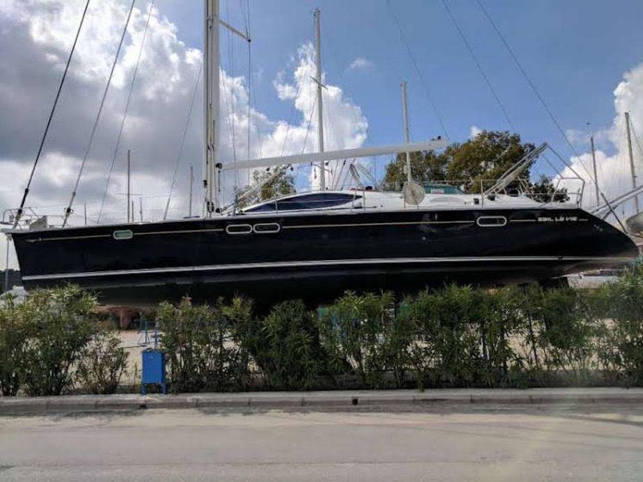 2009 Jeanneau Sun Odyssey 54 Ds Segel Boot Zum Verkauf Www