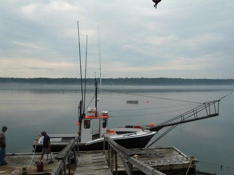 1971 Custom Sport Fishing Boat