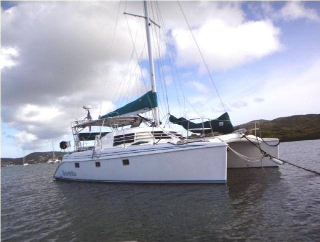 2004 manta 42 mkii sail boat for sale for Manta punto gordo