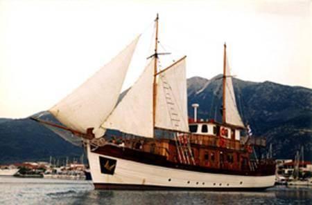 2000 Greek Luxury Motorsailer