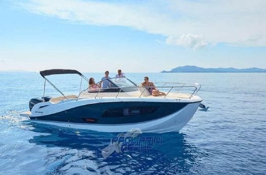 2018 Quicksilver Active 875 sundeck