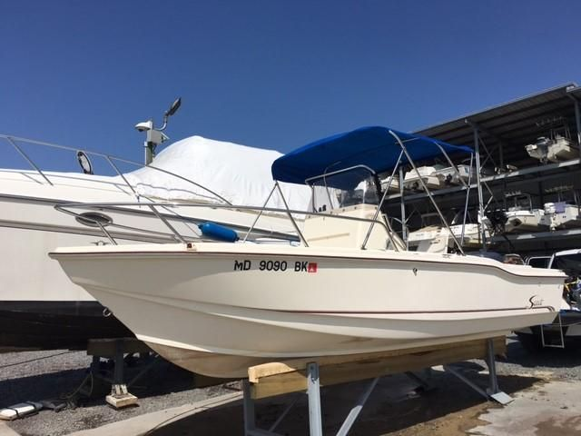 2000 scout 202 sport fish center console power boat for sale for Center console sport fishing boats