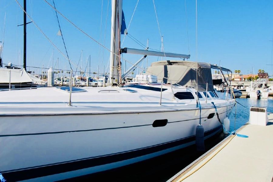 Hunter 460 Sailboat for sale in Long Beach