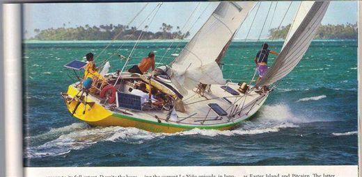1972 Ferro Craft Marine pacific 41