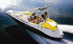 2010 Sea Doo Speedster 150