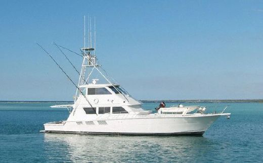 1988 Hatteras Sport Fisherman
