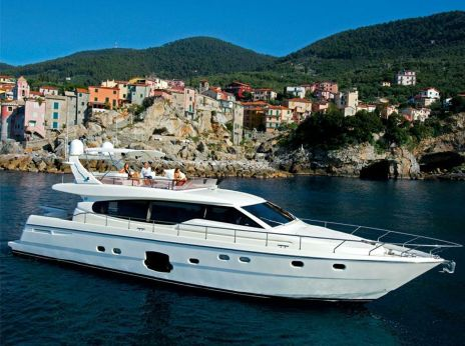 2007 Ferretti 630 Motor Yacht
