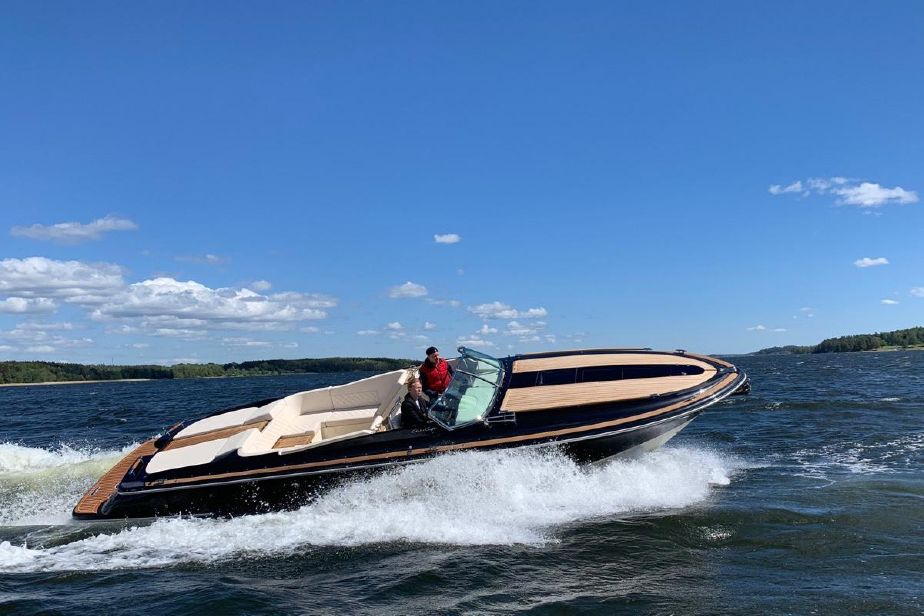 2019 chris-craft corsair 34