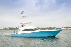 2015 Viking 62 Convertible