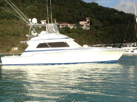 1988 Bertram Yachts 54 Convertible