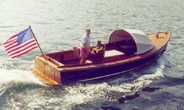 2015 John Williams Boat Company - Somes Sound 26